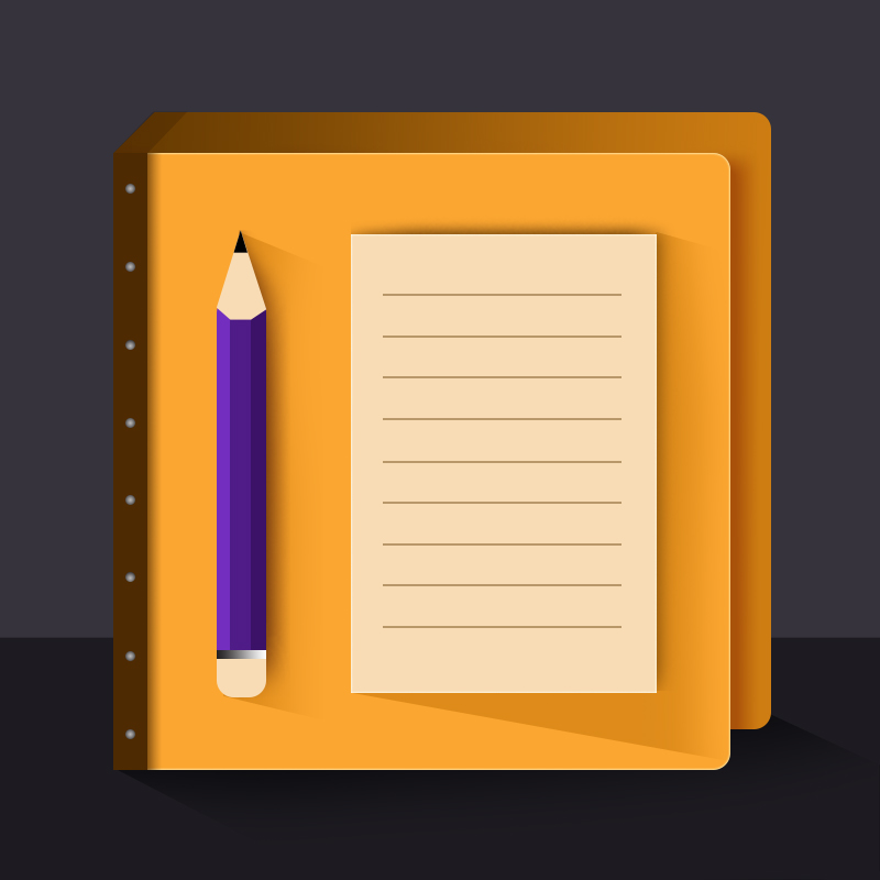free notebook icon  psd