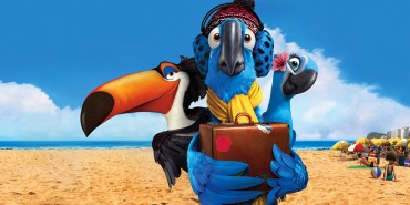 Free HD Rio 2 Movie Wallpapers & Desktop Backgrounds (2014)