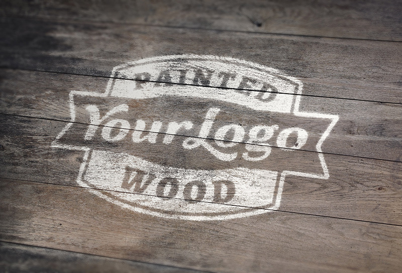 Painted-Wood-Logo-Mock-Up-full