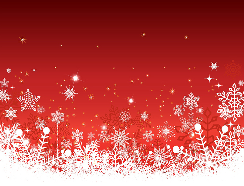Red_christmas_horizontal_background