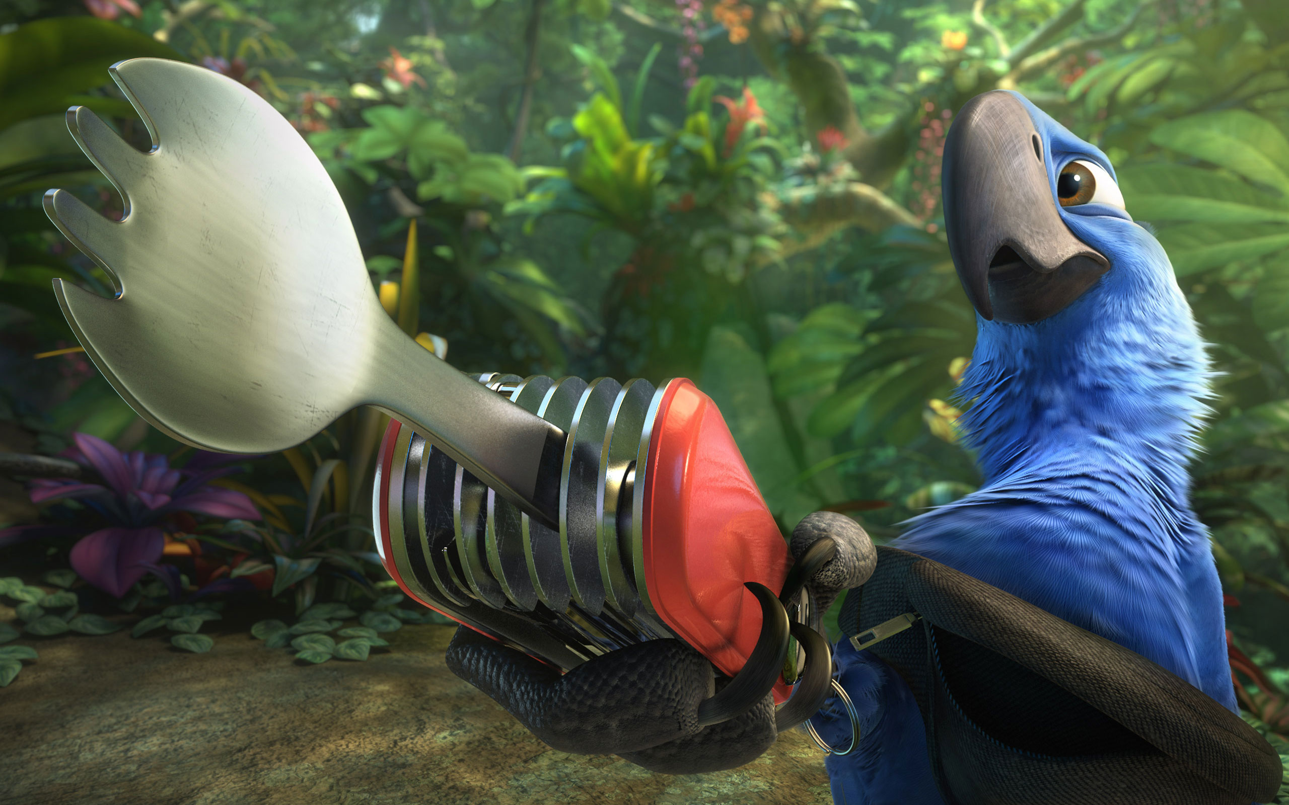 Rio with army knife free movie wallpapers desktop backgrounds rio rio with army knife free movie wallpapers desktop backgrounds rio 2 2014 movie hd movie wallpapers1 voltagebd Choice Image