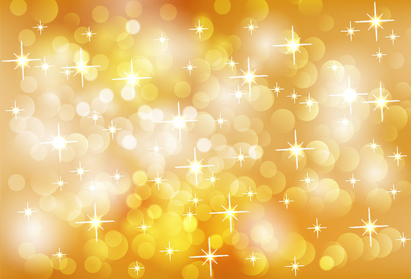 Vector_Gold_Defocused_Light