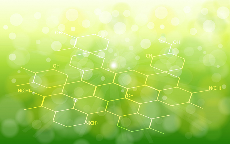 ecology_background_chemical_formulas