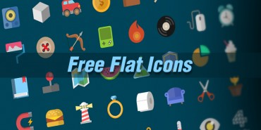 Free Flat Icons (Psd)