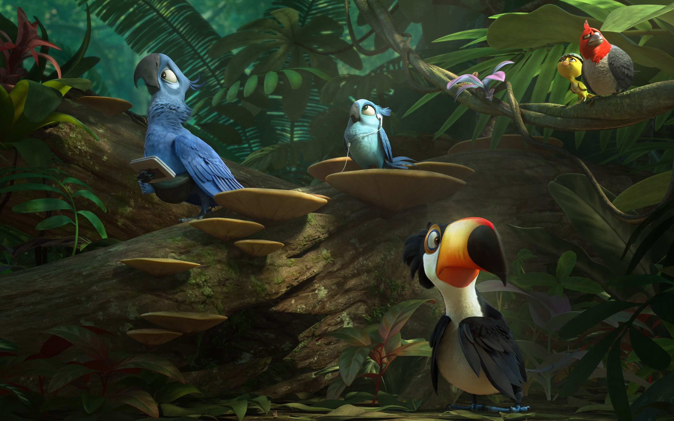 free hd rio 2 movie wallpapers  u0026 desktop backgrounds  2014