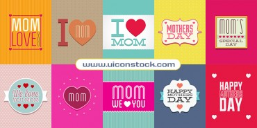 Best 10 Free Mothers Day Cards 2014 (Ai)
