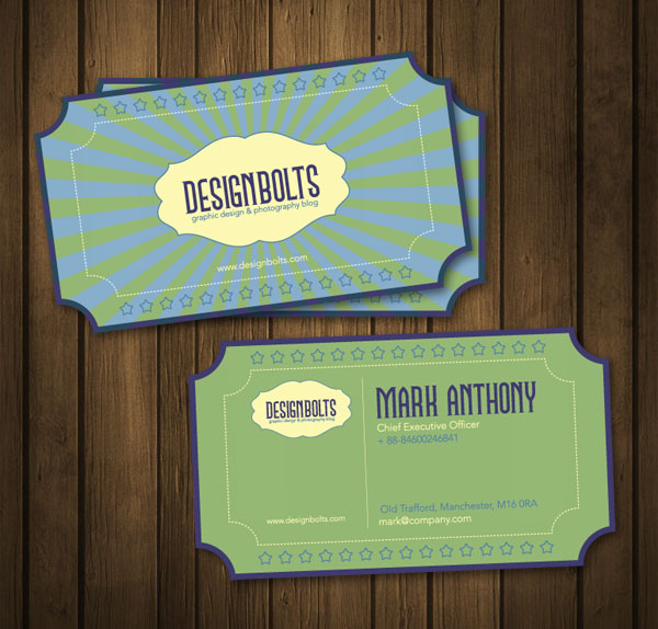 Beautiful-Free-Retro-Business-Card-Design-Template-vector