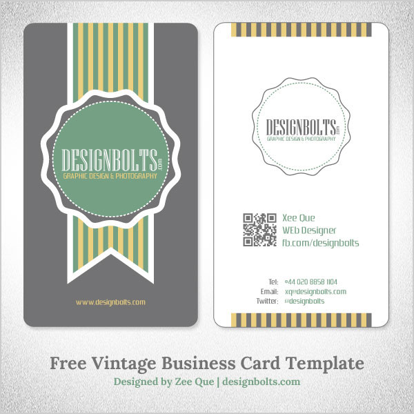 Simple business card templates free etamemibawa 50 best free business card templates 2014 simple cheaphphosting Gallery