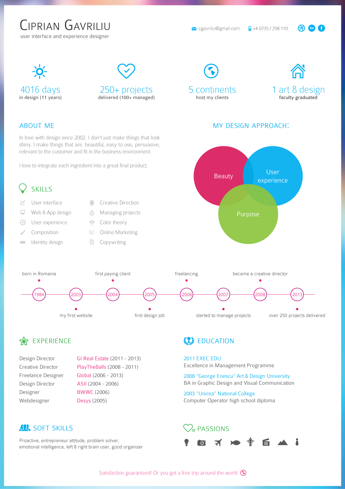 best professional resume templates  resume template 2014