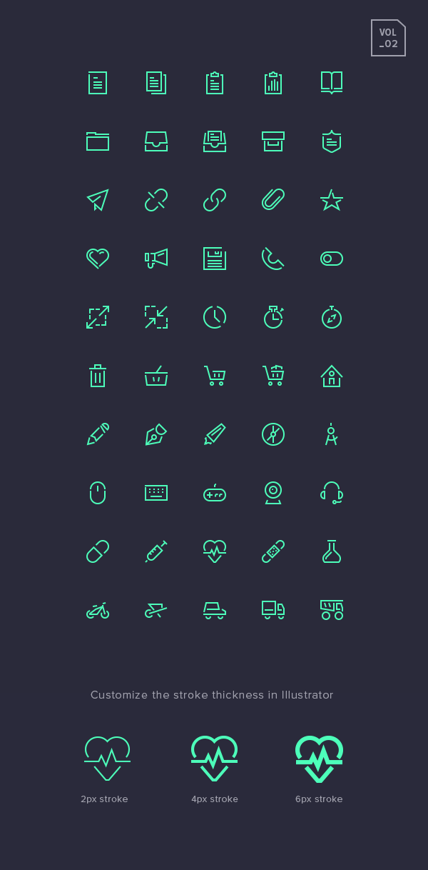 Stroke-Gap-Icons-Vol2