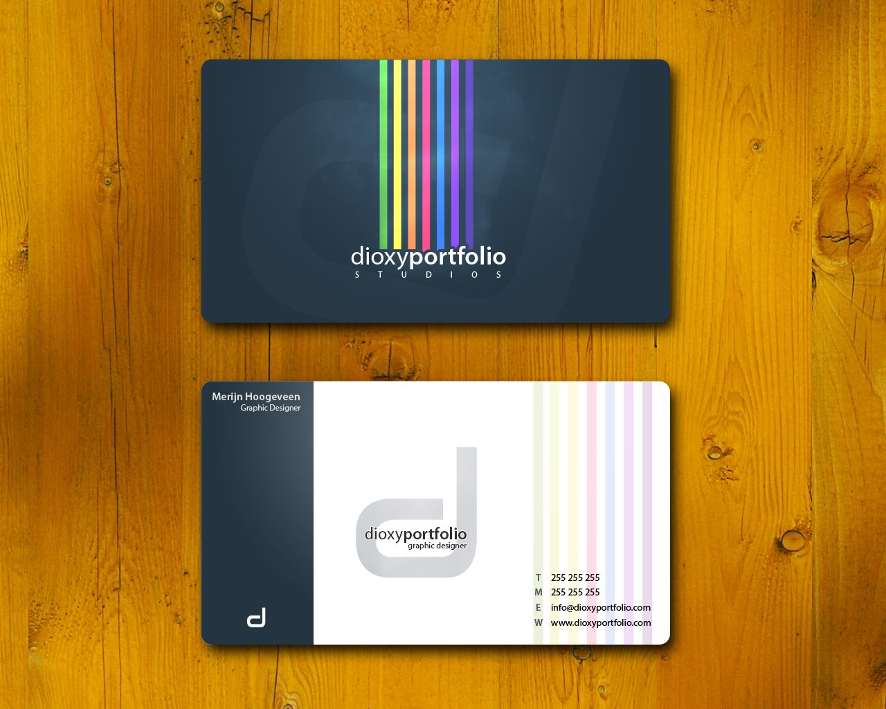 visiting card designing - Ideal.vistalist.co
