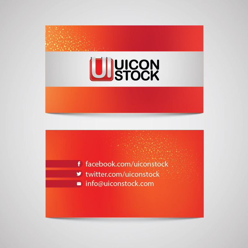 50 best free business card templates 2014 business card template wajeb Image collections