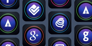 Stylish Social Media Icons (Ai) 2014
