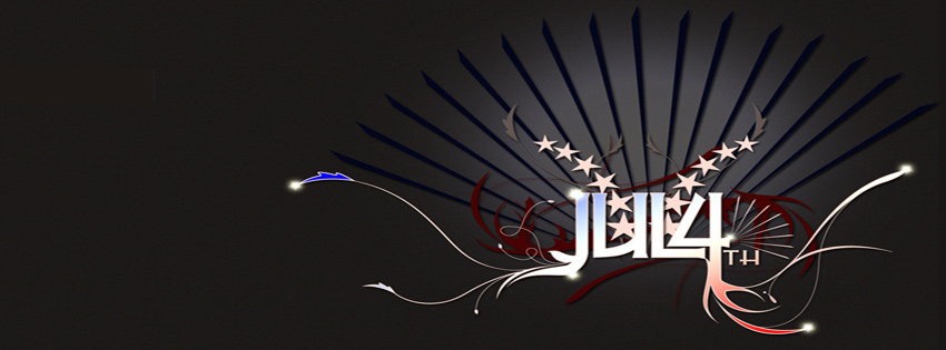 Amazing 4th July Cover Photos For Facebook 4th July