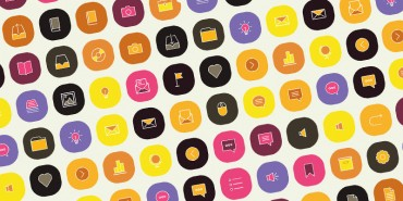 50 Simple Thin Line Icons