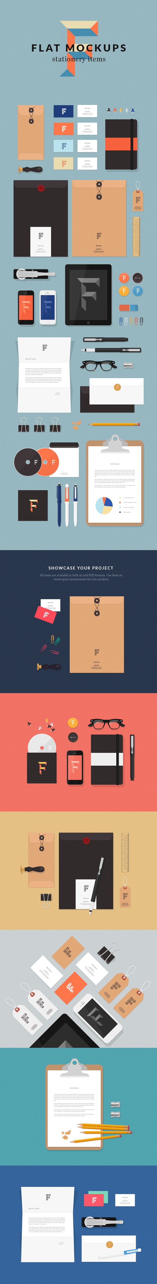 Flat-MockUps-Stationery-Items-600
