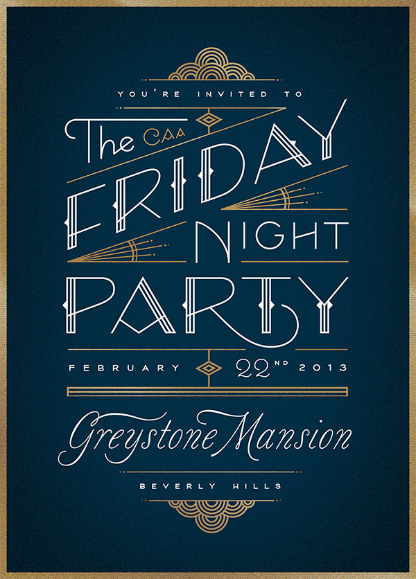 Friday-Night-Party-Invitation-Card