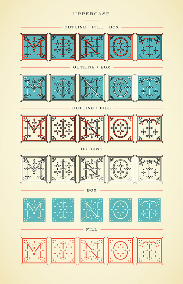 Minot-beautiful-Font-perfect-for-wedding-invites-2