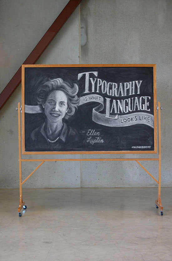 famous-typography-Quotes-written-on-Chalkboard-2