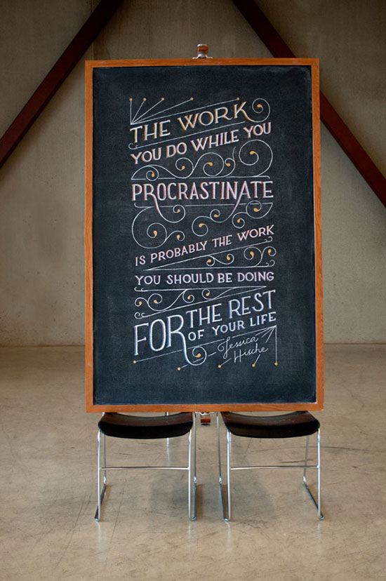 famous-typography-Quotes-written-on-Chalkboard-6