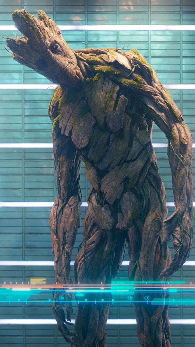 guardians-of-the-galaxy-Groot-iphone-wallpaper