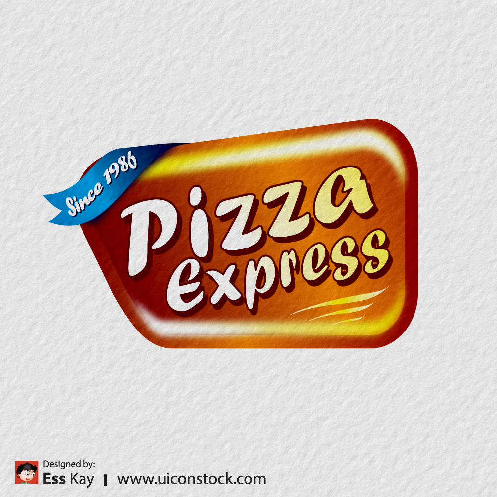 pizza-logo-with-texture-effect