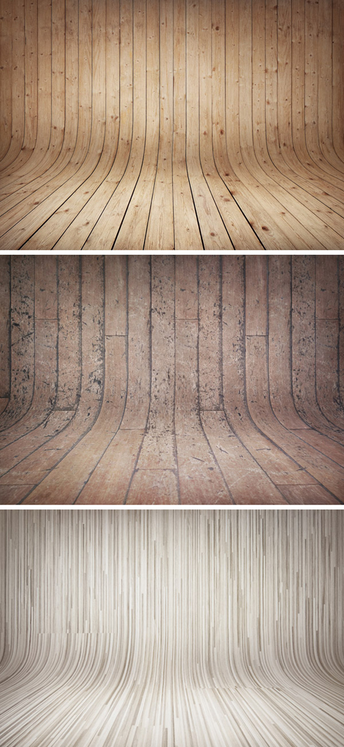 Curved-Wooden-Backdrops-free-high resolution-grunge-vintage-textures-backgrounds