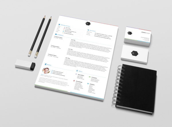 best-free-professional-cv-resume-template-2014 (4)