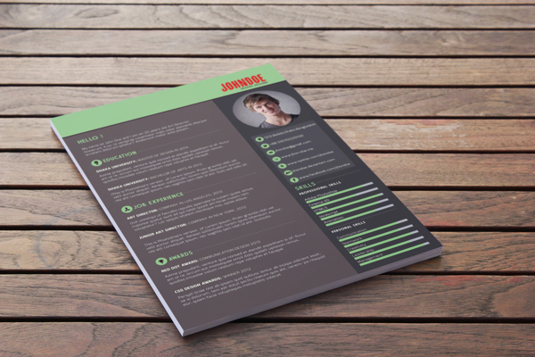 best-free-professional-cv-resume-template-2014(c) (4)