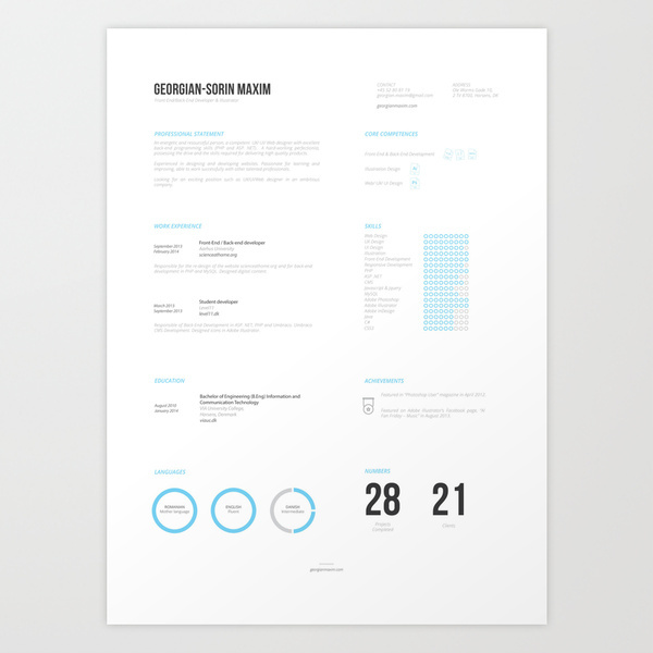 best-free-professional-cv-resume-template-2014(k)