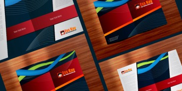 Free Professional Brochure Design Template for Graphic Designers 2014