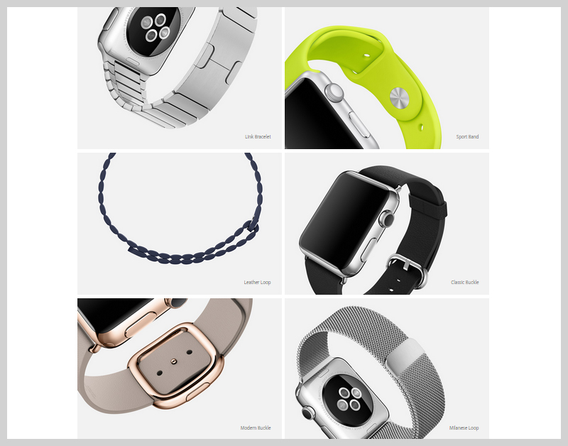 apple-watches-with-different-bands