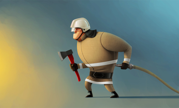cartoon characters, character design (25)
