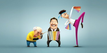 Character Design: 45 Cartoon Characters for Inspiration