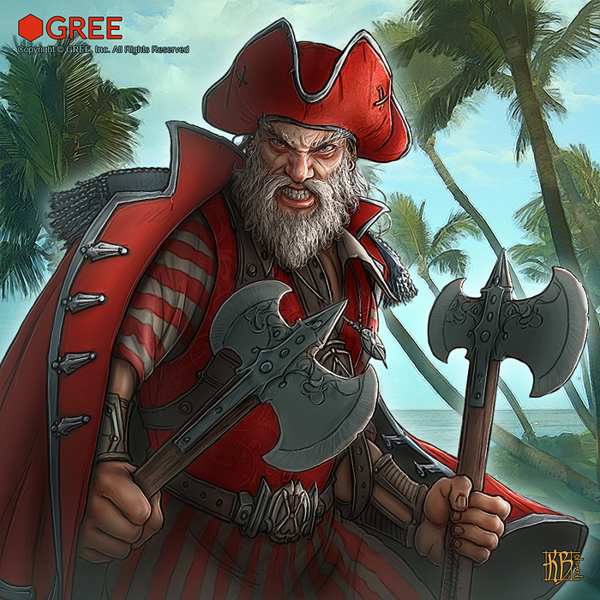 character design-digital art-drawing-illustration-pirates-6