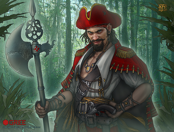 character design-digital art-drawing-illustration-pirates-8