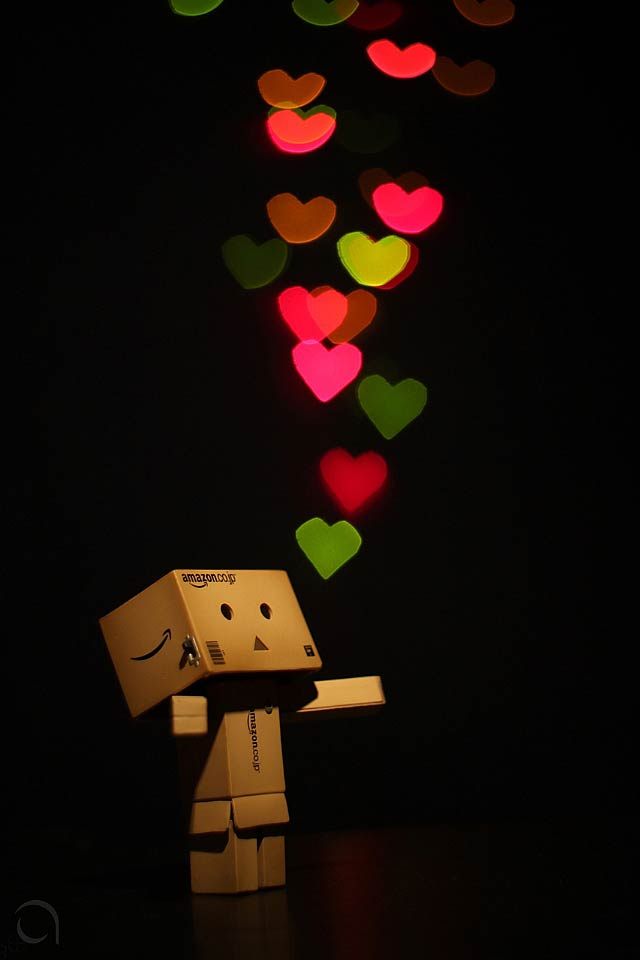 danbo-iphone-4-Wallpaper