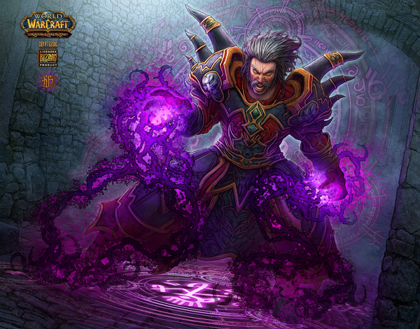 digital art-game design-painting-wow tcg-8