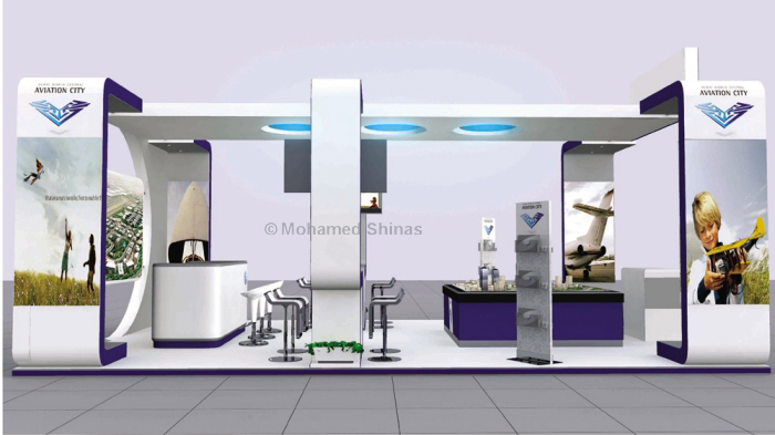 Exhibition Stand Graphic Design : Exhibition stand design