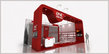 130+ Exhibition Stand Designs for Inspiration