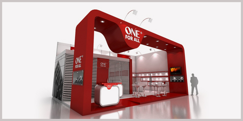 Exhibition Stand Freebies : Exhibition stand design for inspiration