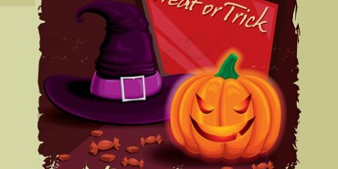 5 Free Halloween Party Designs for Graphic Designers (Vectors)