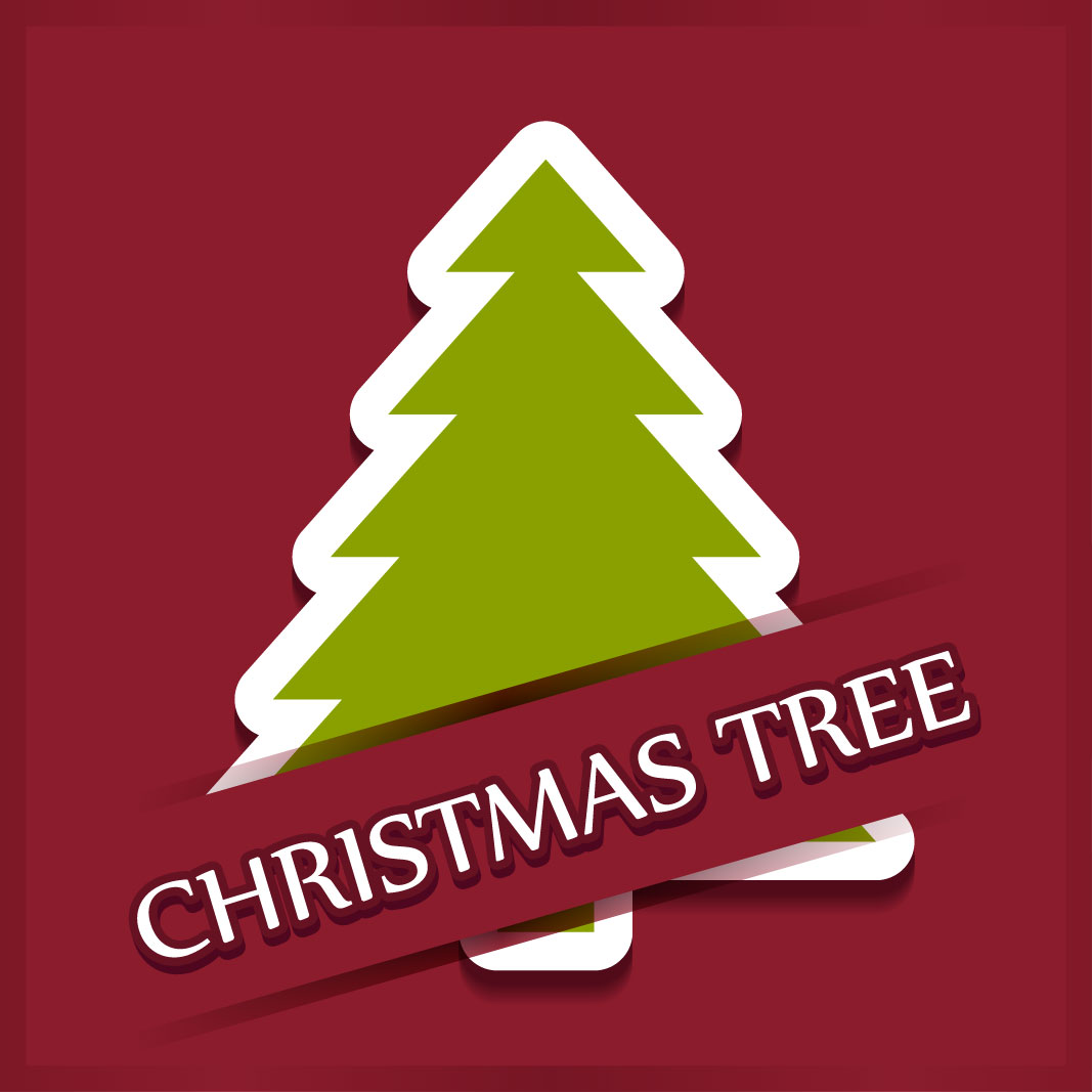 40 free christmas tree Vectors 2014-10