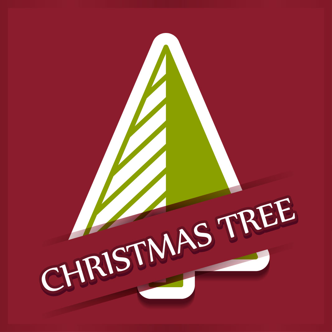 40 free christmas tree Vectors 2014-11