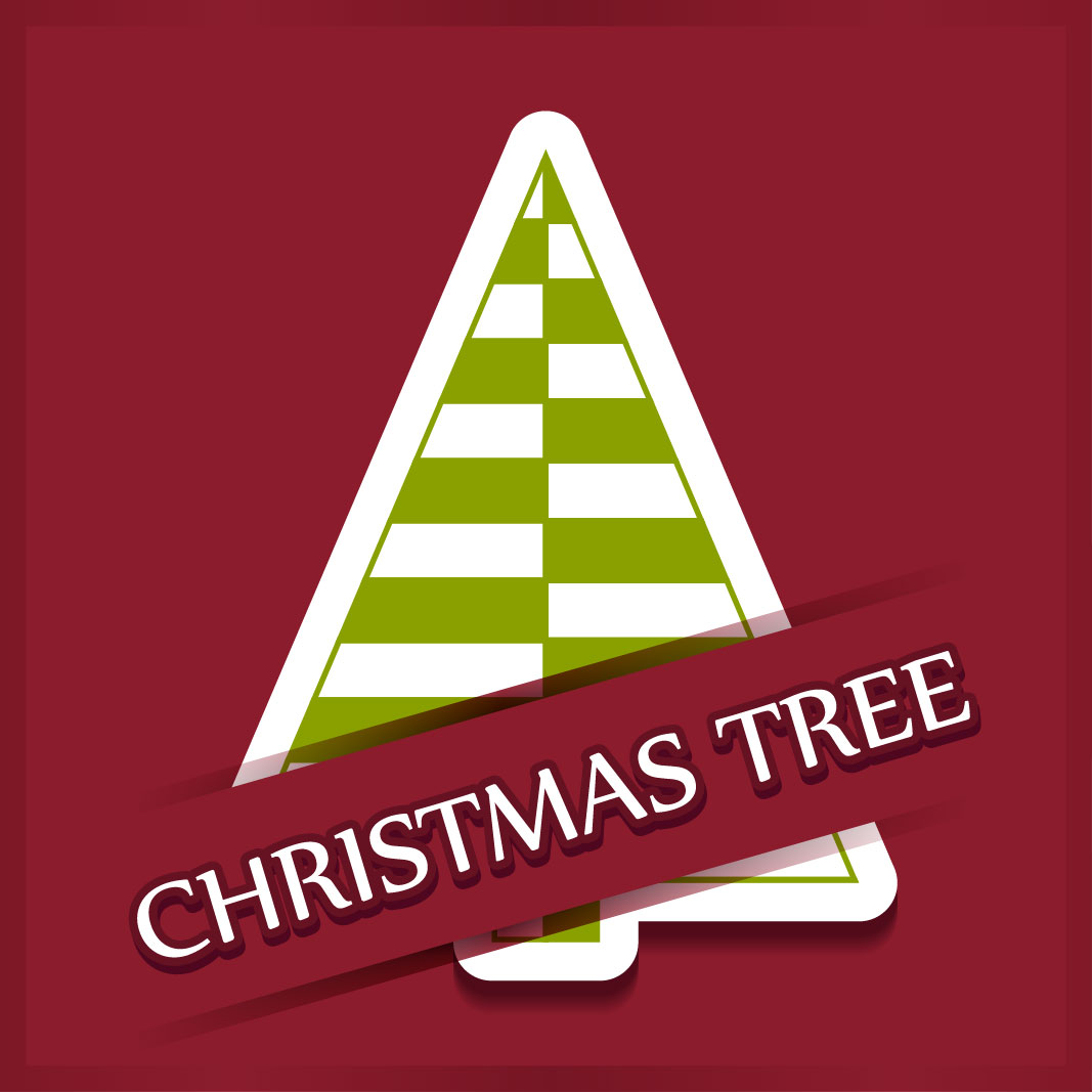 40 free christmas tree Vectors 2014-21