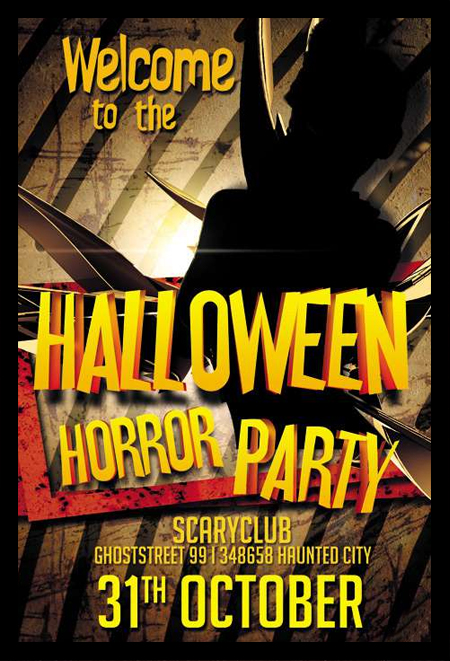 FLYER-TEMPLATE-PSD-HALLOWEEN-HORROR-PARTY