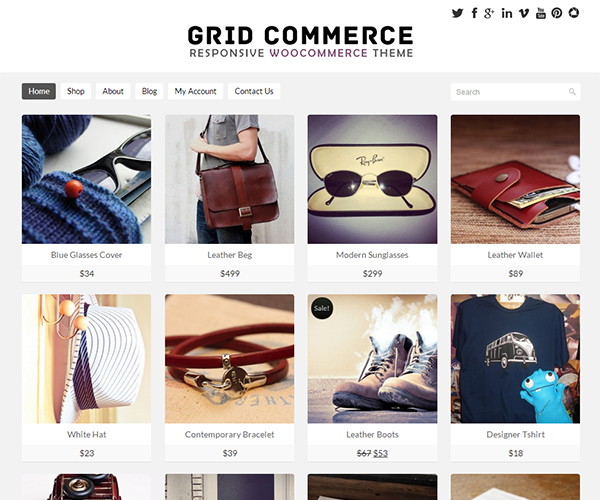 Grid-Commerce