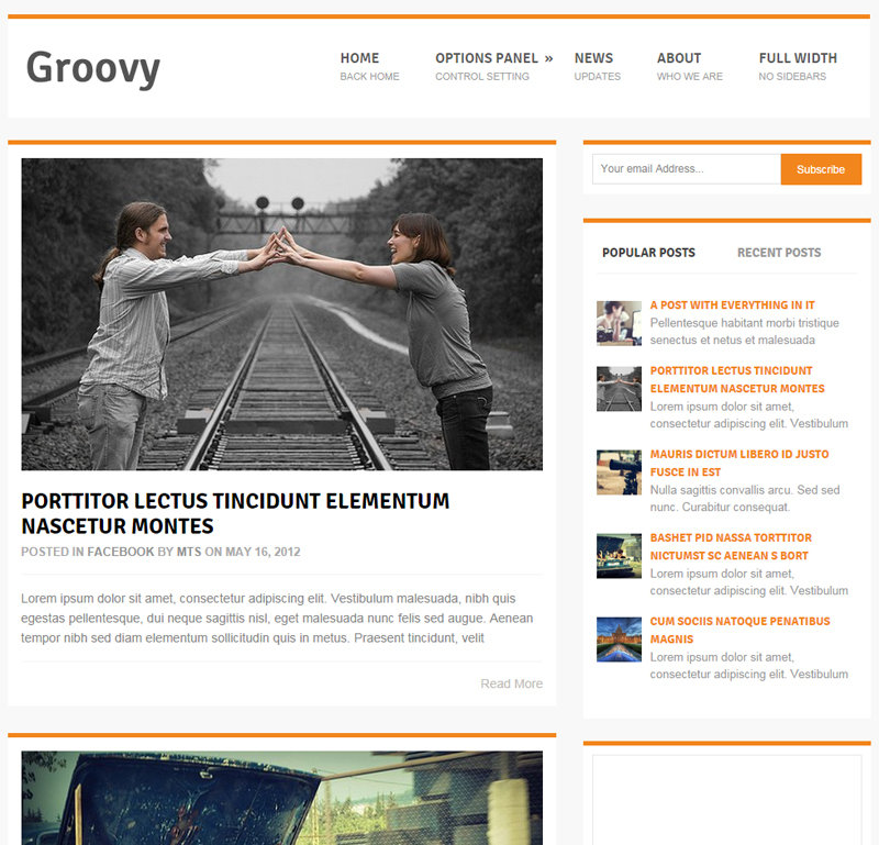 Groovy-Free-Responsive-WordPress-Blog-Theme
