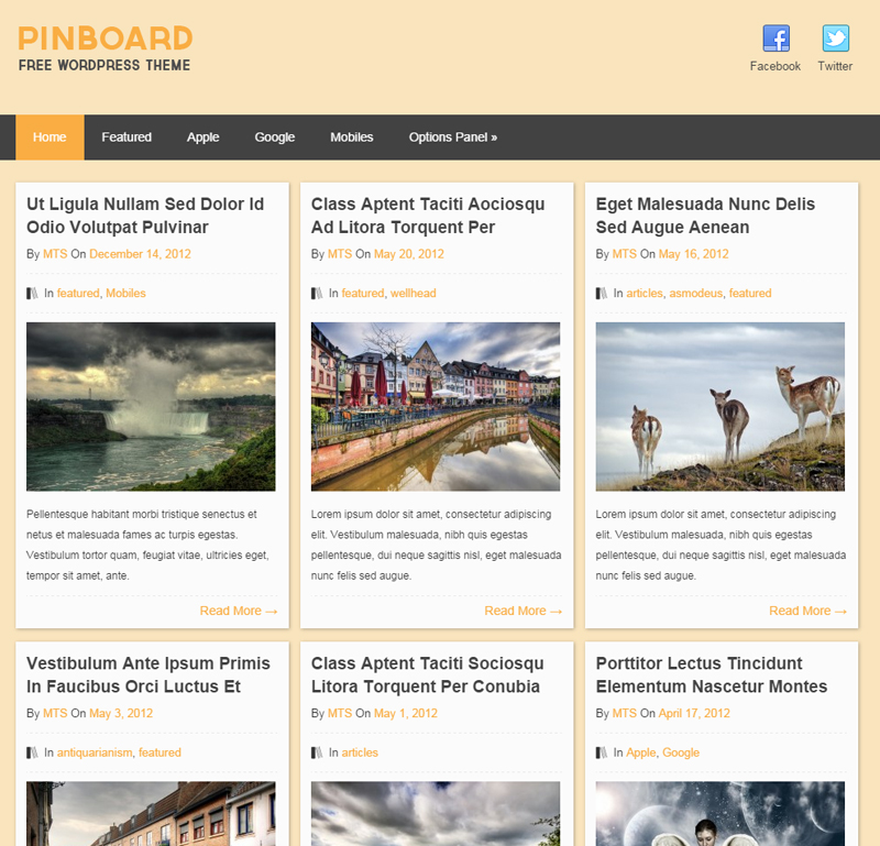 Pinboard-Free-Pinterest-styled-WordPress-Theme