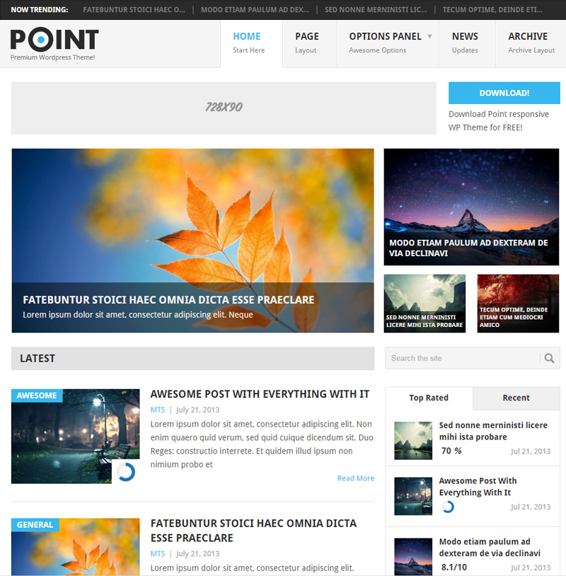Point-Free-Multipurpose-Responsive-WordPress-Theme